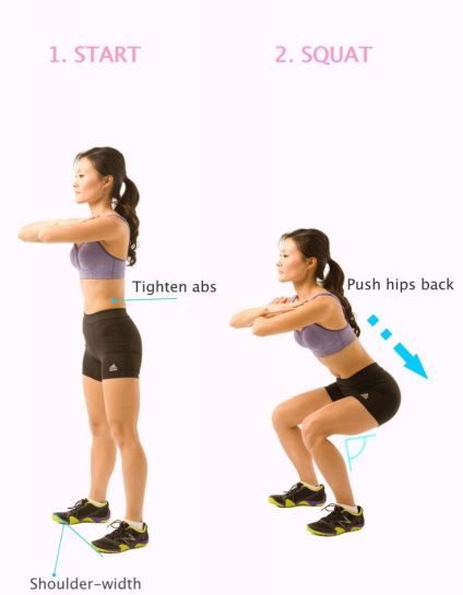 Squat-Workouts