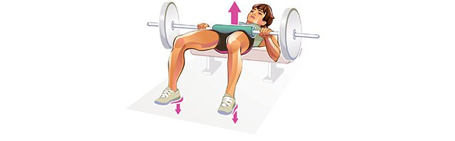 Barbell-Hip-Thrust
